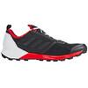 adidas TERREX Agravic Speed Miehet Juoksukengät , valkoinen/musta